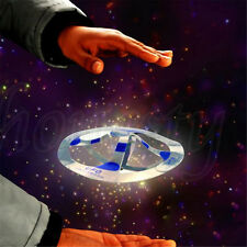16X16CM Amazing Mystery UFO Floating Flying Disk Saucer Magic Cool Trick Toy NEW
