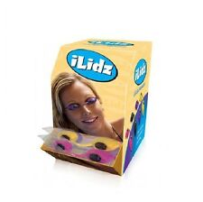 iLidz Flexible Uv Eye Protection Indoor & Outdoor Sunbed Tanning Goggles