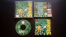 STRIKER ' 96 : JEU Sony PLAYSTATION PS1 PS2 (SLES-00023 football COMPLET suivi)