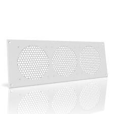 "AC Infinity Ventilation Grill 18"", PC Electronic AV Cabinets, mounts 120mm Fans"