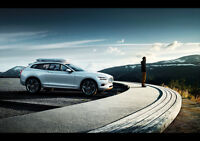 BEAUTIFUL VOLVO CONCEPT XC COUPE NEW A1 CANVAS GICLEE ART PRINT POSTER