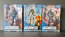 GI Joe Classified Series Lot Scarlett; Cobra Trooper X 2, NIB