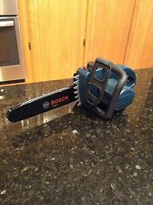 Bosch Pretend Play Child Motorized Chain Saw w/Sounds Kid Tools for Workbench