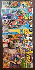 Action Comics Lot Of 10, 466-596