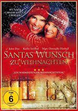 DVD NEU/OVP - Santas Wunsch zu Weihnachten - John Dye & Kathy Ireland