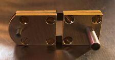 Pendelfeder für Präzisions-Sekundenpendeluhr | Suspension spring Master Clock