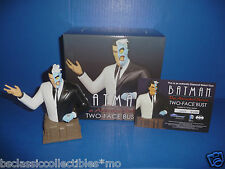 Batman The Animated Series Two-Face Bust Limited Edition #420 of 3000 New!