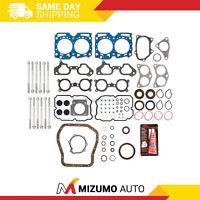 Fits 04-06 Subaru Impreza 2.5T EJ255 Full gasket Bolts Timing Belt water pump