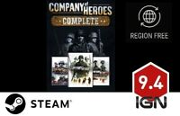 Company of Heroes Complete Edition [PC] Steam Download Key - FAST DELIVERY