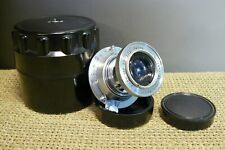 INDUSTAR - 50  F3,5 /50mm Russian lens M39 for RF camera. EXCELLENT ! (326)