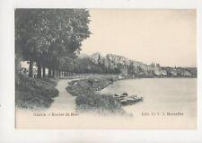 Namur Rocher de Beez Belgium Vintage U/B Postcard 372b