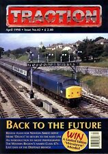 TRACTION Issue 42 APR 1998 Class 55 Scotland,Tyne Valley,Southport,Deepdale