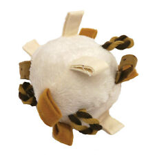 Rosewood Natural Nippers Loopy Fun Ball Dog Toy | Puppy Small Multi-Textured Pet