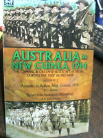 History ANMEF 1914 Australia in Action WW1 Attack German New Guinea