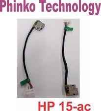 NEW DC Power Jack For HP Pavilion 15-AC 15-AF 250 G4 Series