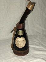 George Dickel Whiskey Decanter Bottle: Bar Decor VINTAGE