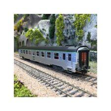 Voiture INOX B9tj Ep IV SNCF-HO 1/87-JOUEF HJ4138