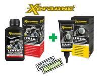 Kit Additivo Antiattrito Ceramico Motore + Cambio Manuale - XERAMIC