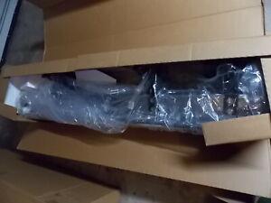 Genuine GM Chrome Oval Step Bars 2007-14 Silverado Sierra Standard Cab 20990099