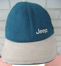 JEEP Green Mopar Collection Mens One Size Baseball Style Cap Hat