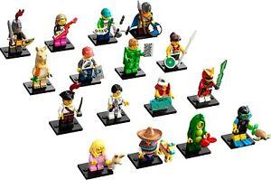 LEGO Minifigures Series 20 (71027) Building Kit Complete Set of 16