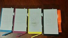 Genuine HP 920 Ink Cartridges Empty for Refill - Black Cyan Magenta Yellow