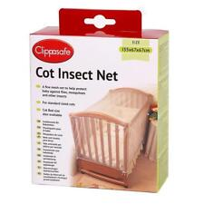 Clippasafe Cot Insect Net (White) Protection From Your Little One