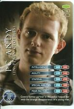Torchwood TCG Trading Card #156 PC Andy