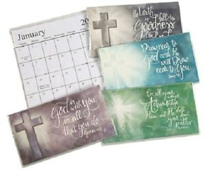 2022-2023 Expressions Of Faith 2 Year Planner Pocket Calendar *FREE SHIPPING*