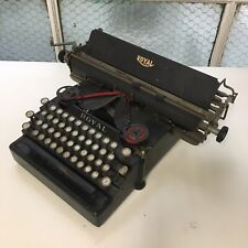 Royal Typewriter Antique - Made In USA - Early 20th C