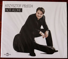 KRZYSZTOF PELECH NOT ALONE GUITAR CD (2014) SEALED POLAND CLASSICAL JAZZ LATIN