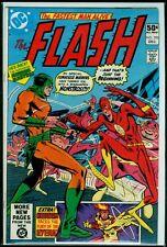 Dc Comics The Flash #292 Mirror Master Firestorm Vfn- 7.5