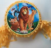 Pinata. Lion King* .Party Game , Party Decoration FREE SHIPPING