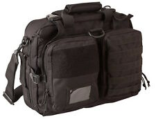 BLACK TACTICAL NAV / NAVIGATION BAG RUCKSACK FOR LAPTOP CAMERA TABLET - 30L