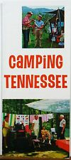 1960's Camping Tennessee vintage informational travel brochure b
