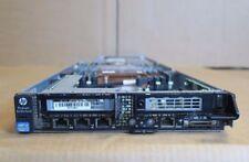 HP Proliant SL230s Gen8 650047-B21 2 x Xeon Eight Core 2.60GHz 24GB Blade Server