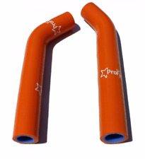 Kfx400 Ltz400 Ltz Kfx 400 Radiator Hose Kit Pro Factory Hoses Orange