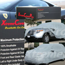 2016 2017 2018 2019 2020 FORD EXPLORER BREATHABLE CAR COVER W/MIRROR POCKET-GREY