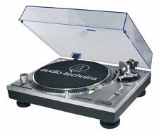 Tech Audio Plattenspieler & Turntables mit Direktantrieb