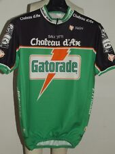 Maillot de Vélo Haut Maillot Cyclisme Sport Équipe Gatorade Nalini Taille