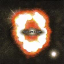 Pete Namlook Geir Jenssen CD Fires of Ork rare OOP Biosphere