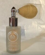 The Body Shop The Sparkler VANILLA BRULEE 02 All over shimmer 10g Brand New