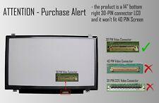 "New 14"" Compatible HD For COMPAQ HP PROBOOK 640 G1 i5-4330M Display Screen LED"