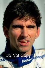 Damon Hill Williams fotografía de retrato F1 1995