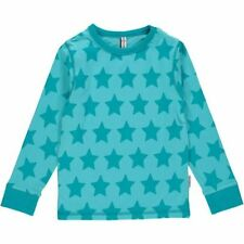 Boys' Organic Cotton Long Sleeve Sleeve T-Shirts & Tops (2-16 Years)