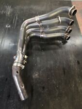 Suzuki GSXR 1000 K7 K8 EXHAUST TITANIUM HEADERS & DECAT PIPE 2007 2008 BLA