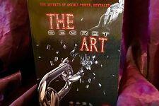 THE SECRET ART by Carl Nagel. Occult, Finbarr Grimoire. Black Magick Witchcraft