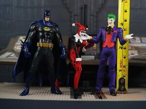 DC Comics Batman Joker Harley Quinn Cake Topper Figure Decoration K1361 BEG