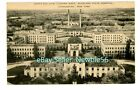 Orangeburg NY -BIRDSEYE OF ROCKLAND STATE HOSPITAL- Postcard Insane Asylum