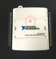 National Instruments USB-6008 Data Acquisition Card, NI DAQ, Multifunction